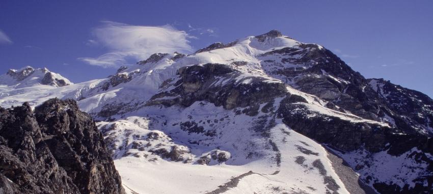 Yala Peak - 5500m