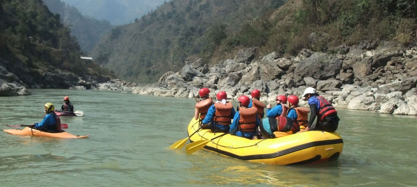 Trishuli Adventure Rafting