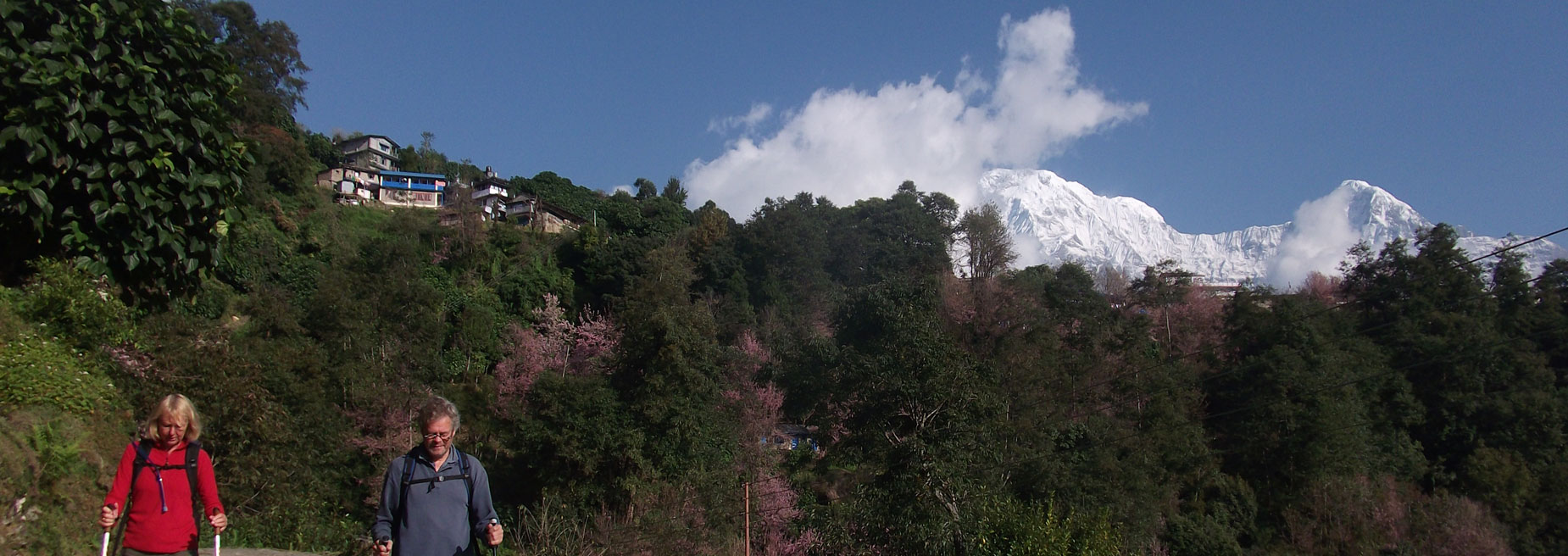 Trekking in Nepal - Exploring Himalaya and more...