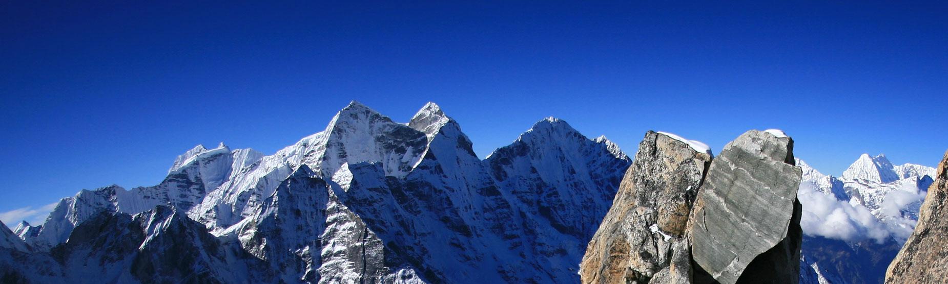 Exploring Himalaya and more ...