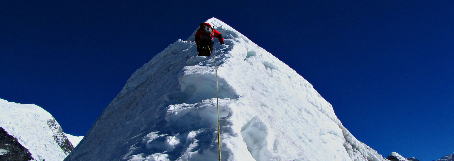 Mountaineering - Peak Climbing and Expedition