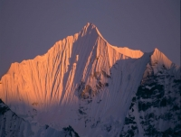 Sunset View from Langtang