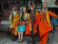 Sadhu at Pashupatinath