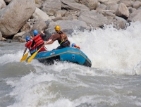 White water Adventure in Bhotekoshi