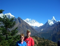 Everest Panorama (From Everest View Hotel)