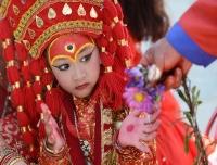 Living Goddess Kumari