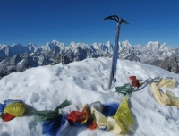 Lobuche Summit