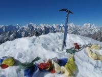 Lobuche Summit