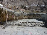108 sacred spouts of Sri Muktinath
