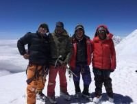Mera Peak Summit April 2016