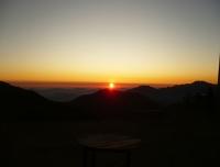Sunrise View from Lauribinayak