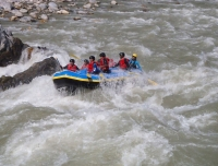 Adventure Rafting in Trishuli