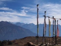 View from Nagthali Monastery