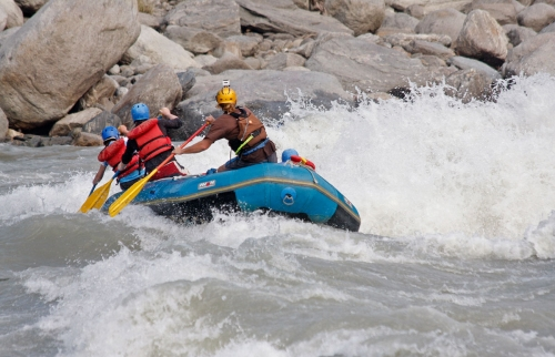 Bhotekoshi Adventure Rafting