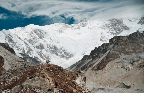 Kanchenjunga South BC Trek