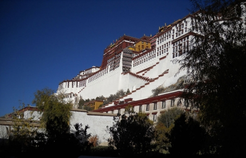 Lhasa to Everest Base Camp